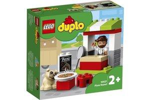 LEGO LEGO Duplo Pizza-kraam