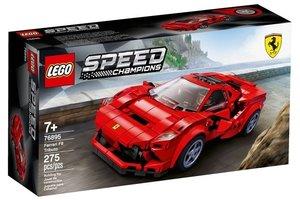 LEGO LEGO Speed Champions - Ferrari F8 Tributo 76895