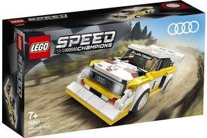 LEGO LEGO Speed Champions - Audi Sport quattro S1