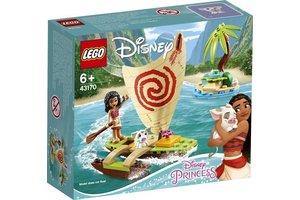 LEGO LEGO Disney Princess Vaiana's oceaanavontuur