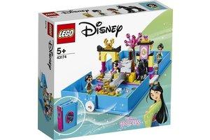 LEGO LEGO Disney Princess Mulans verhalenboekavonturen