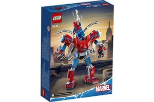 LEGO LEGO Marvel Spiderman - Spider-Man Mecha - 76146