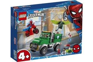 LEGO LEGO Marvel Spiderman - Vultures vrachtwagenoverval