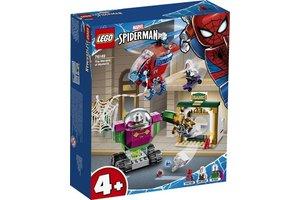 LEGO LEGO Marvel Spiderman - De dreiging van Mysterio