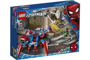 LEGO LEGO Marvel Spiderman - Spider-Man vs. Doc Ock