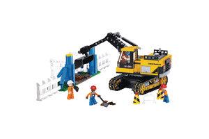 Sluban Construction - Graafmachine