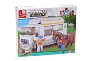 Sluban Farm - Paardentransport