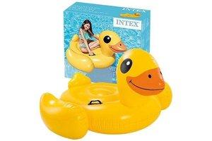 Intex Ride-on (147x147x81cm) - Yellow DUCK
