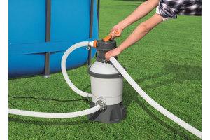 "Zandfilter ""Flowclear"" 530gal/h 220-240V"