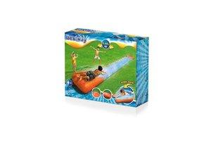 Bestway Grass Toy - SINGLE SLIDE (549cm) met speed ramp