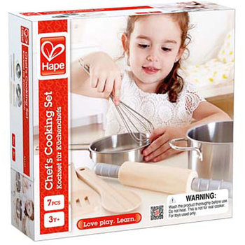 Chef's Cooking Set (7-delig)