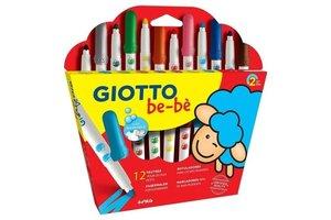 Canson Giotto be-bè Viltstiften Maxi - 12stuks