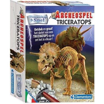 Archeospel Triceraptops