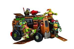 Giochi Preziosi Teenage Mutant Ninja Turtles - Legertruck voor speelfiguur 12cm
