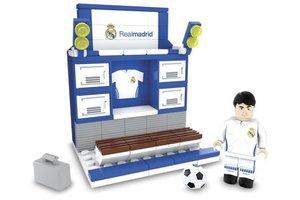 Megableu NanoStars Real Madrid - Kleedkamer