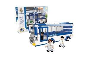 Megableu NanoStars Real Madrid - Spelersbus