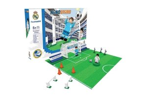 Megableu NanoStars Real Madrid - Penalty set