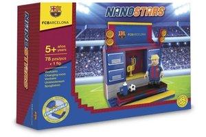 Megableu NanoStars FC Barcelona - Kleedkamer