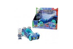 Giochi Preziosi PJ Masks - Voertuig Turbo Race + figuur