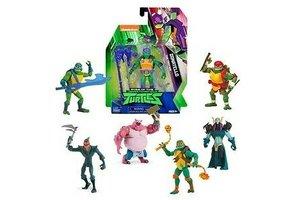 Giochi Preziosi Rise of The Teenage Mutant Ninja Turtles - Basis figuur met accessoires