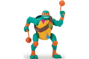 Giochi Preziosi Rise of The Teenage Mutant Ninja Turtles - Deluxe electronisch figuur
