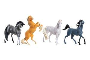 Giochi Preziosi Spirit - Koffer met 4 paarden