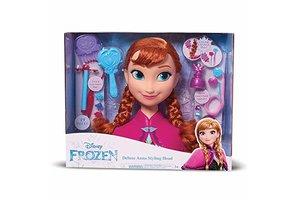 Giochi Preziosi Disney Frozen Kaphoofd Deluxe - Anna