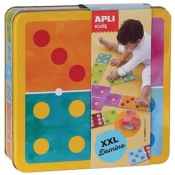 Apli : stickerspel domino