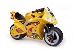 """Injusa Loopmotor """"Winner"""" - geel"""