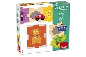 Jumbo houten puzzel