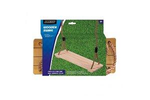 Schommelplank in hout