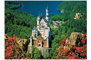 Jumbo Puzzel 1000st Neuschwanstein Castle