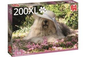 Jumbo Puzzel (XL) 200stuks - Sophie de hond