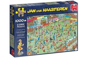 Jumbo Jan van Haasteren - WK Vrouwenvoetbal (1000stuks)