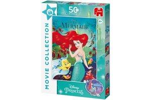 Jumbo Puzzel (50stuks) Movie Collection - Disney Princess Ariël