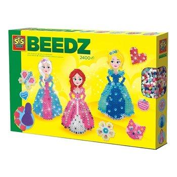 SES Beedz - Strijkkralen Prinsessen diamant