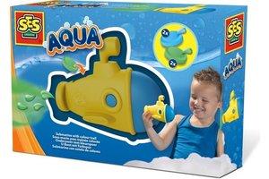 SES Aqua - Onderzeeër met kleurspoor