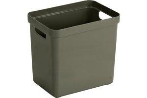 Suware Sigma Home Box 25L - donkergroen