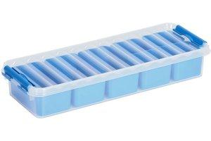 Suware Q-line Mixed Box 2,5L - transparant/blauw