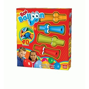 Goliath Bob Balloon Party 4 st