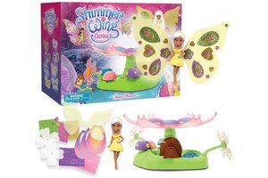 Goliath Wing Fairies, Fairy Flower Playset