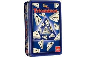 Goliath Triominos - The Original Travel Tour Edition (tin box)