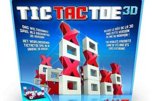 Goliath Tic Tac Toe 3D