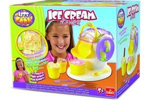Goliath let's cook ice cream maker