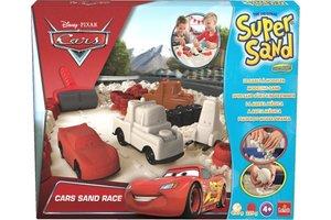 Goliath Super Sand - Disney Cars Sand Race