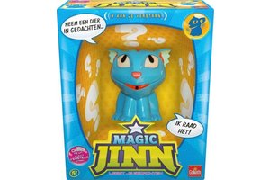 Goliath Magic Jinn animals blauw
