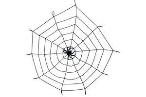 Spinnenweb 150 cm