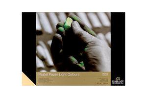 Talens Rembrandt Pastelpapier (290x420mm) 160gr/30vel - mix 6 tinten