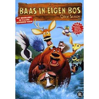baas in eigen bos dvd
