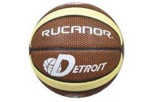 Basketbal Detroit/maat 7 - bruin/beige